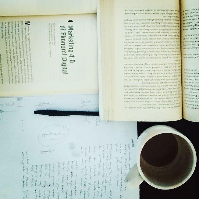 Weekend Sudah Baca Berapa Buku?