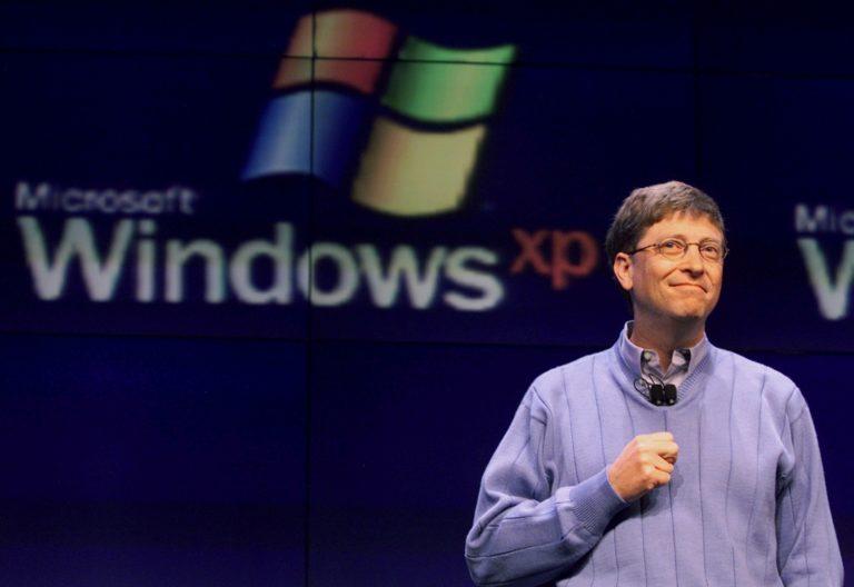 Cerita Bill Gates.