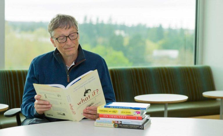 Awali Semangat Pagi, dengan Membaca Buku Inspirasi.