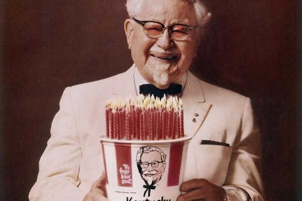 Cerita Inspirasi dibalik Keberhasilan KFC – Kolonel Sanders